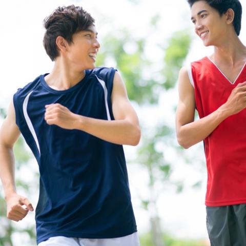 Batuk Saat Jogging? Yuk Cari Tahu Sebabnya